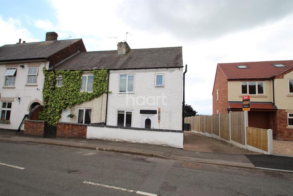 2 Bedrooms Cottage House for sale in Main Street, Newthorpe