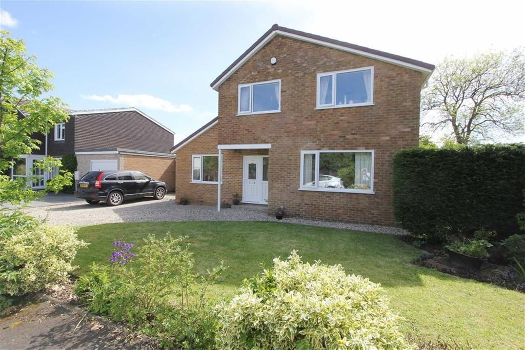 4 Bedrooms Detached House for sale in The Parklands, Northallerton