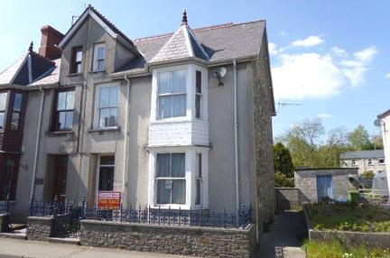 3 Bedrooms House for sale in Chapel Street, Tregaron