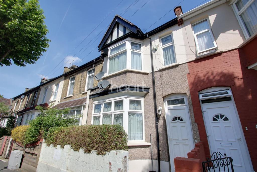 3 Bedrooms Terraced House for sale in Holland Road, East Ham
