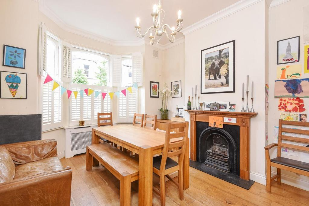 6 Bedrooms Terraced House for sale in Santos Road, Wandsworth
