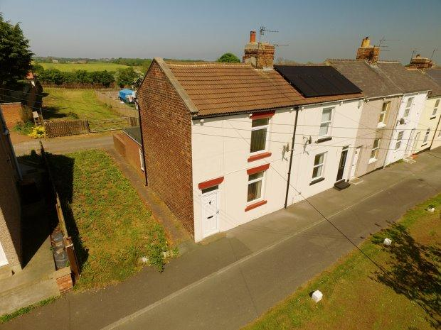 2 Bedrooms Terraced House for sale in FRONT STREET NORTH, TRIMDON VILLAGE, SEDGEFIELD DISTRICT