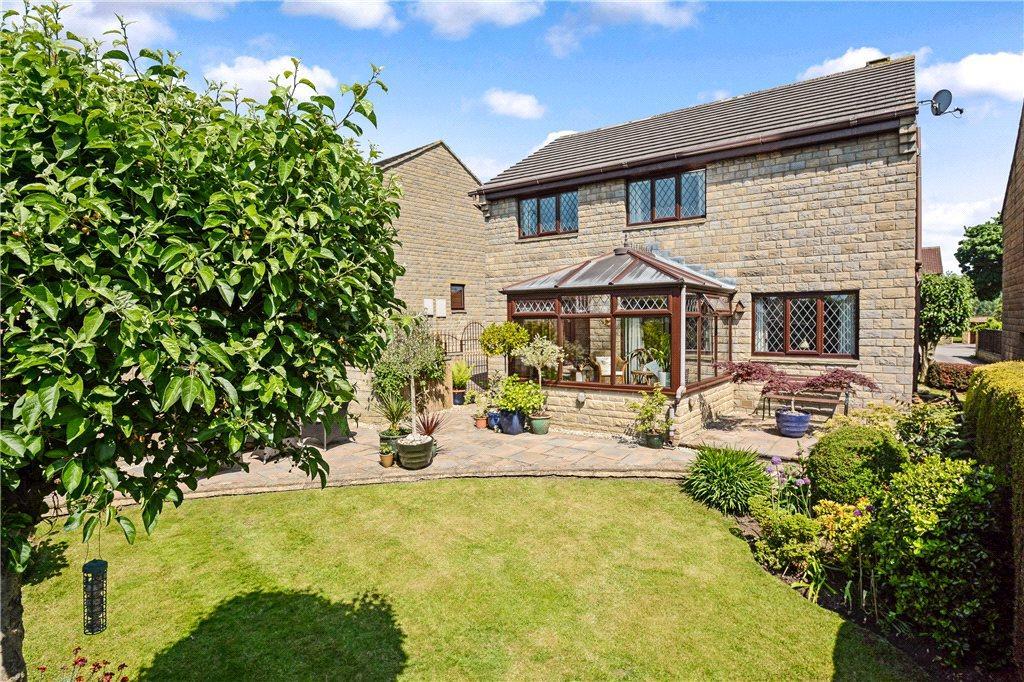 4 Bedrooms Detached House for sale in Beck Meadow, Barwick in Elmet, Leeds, West Yorkshire