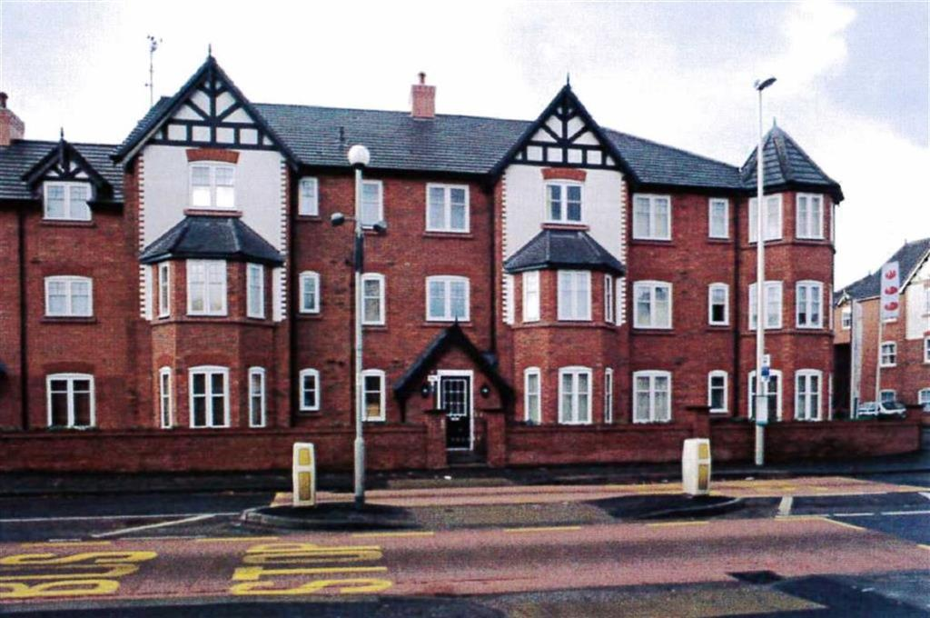 2 Bedrooms Apartment Flat for sale in Mansion Gardens, Nantwich, Cheshire