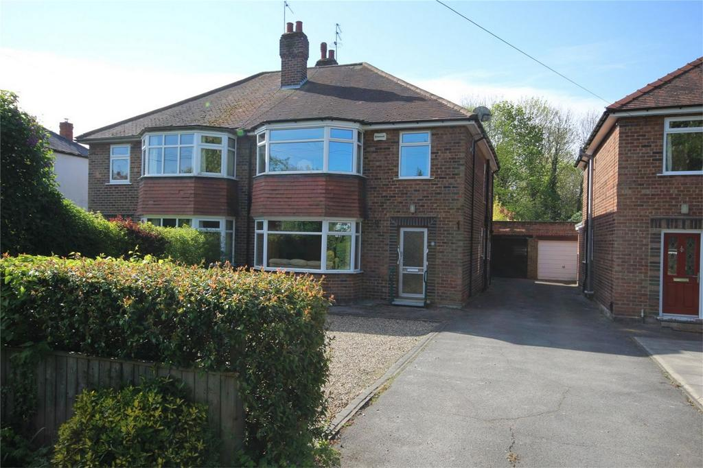 4 Bedrooms Semi Detached House for sale in Eppleworth Road, Cottingham, East Riding of Yorkshire