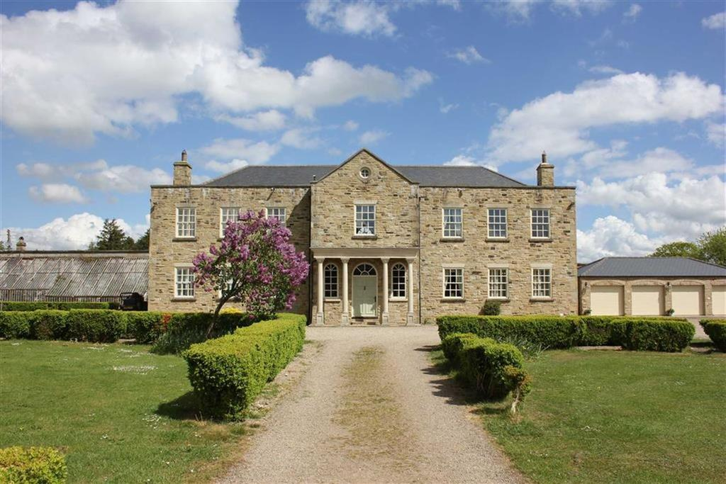 5 Bedrooms Country House Character Property for sale in Stanwick, Richmond, North Yorkshire