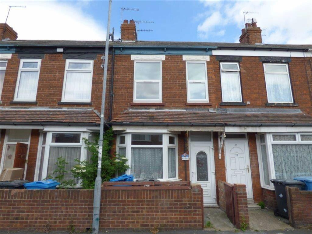 2 Bedrooms Terraced House for sale in Gloucester Street, Hull, East Yorkshire, HU4