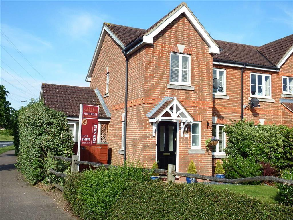 3 Bedrooms End Of Terrace House for sale in Old Bourne Way, Stevenage, Hertfordshire, SG1