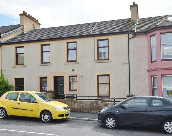 2 Bedrooms Flat for sale in 1/R, 75 Raise Street, Saltcoats, KA21 5JZ