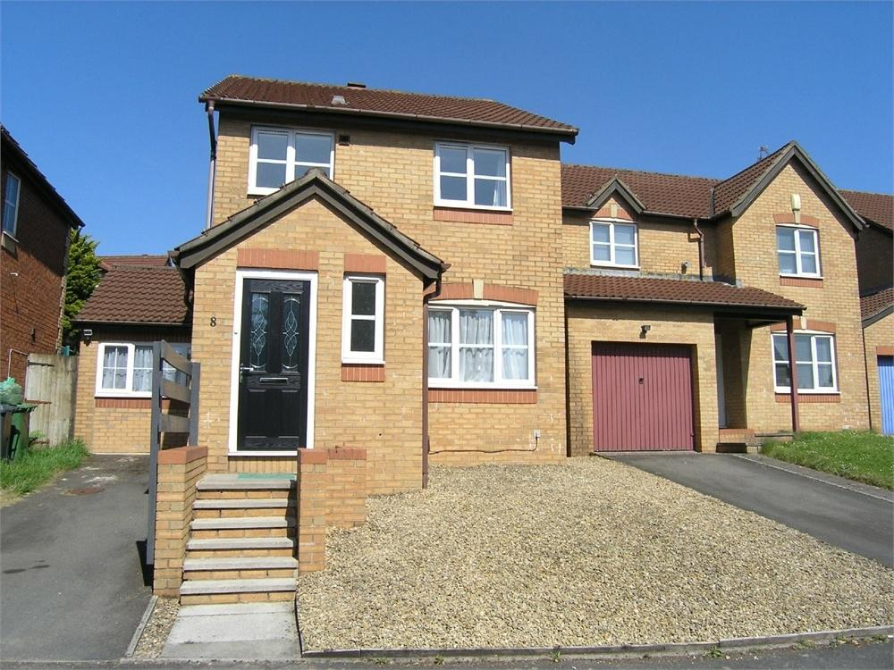 3 Bedrooms Detached House for sale in Nasturtium Way, Pontprennau, Cardiff