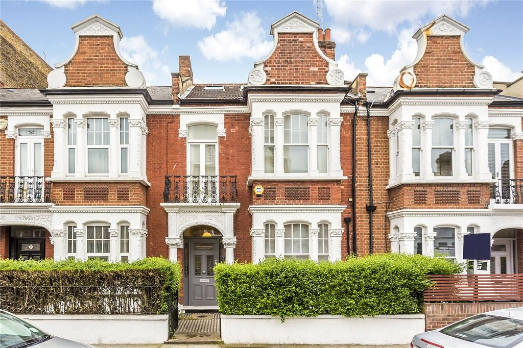 6 Bedrooms Terraced House for sale in Pennard Road, Shepherds Bush, London, W12