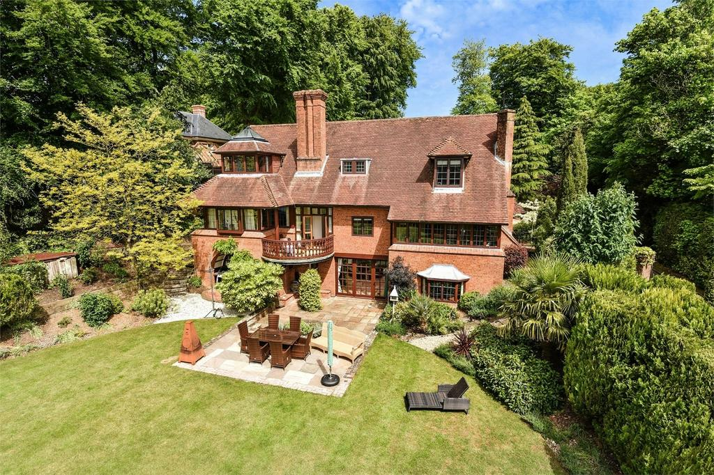 6 Bedrooms Detached House for sale in Winchester, Hampshire