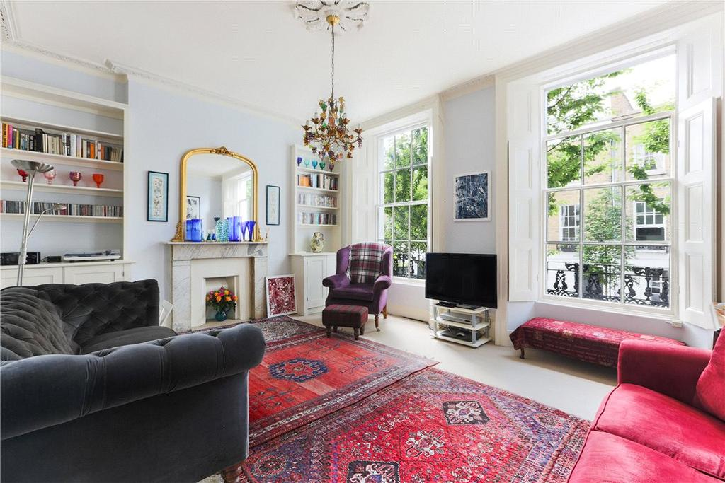 3 Bedrooms Flat for sale in Devonia Road, Islington, London, N1