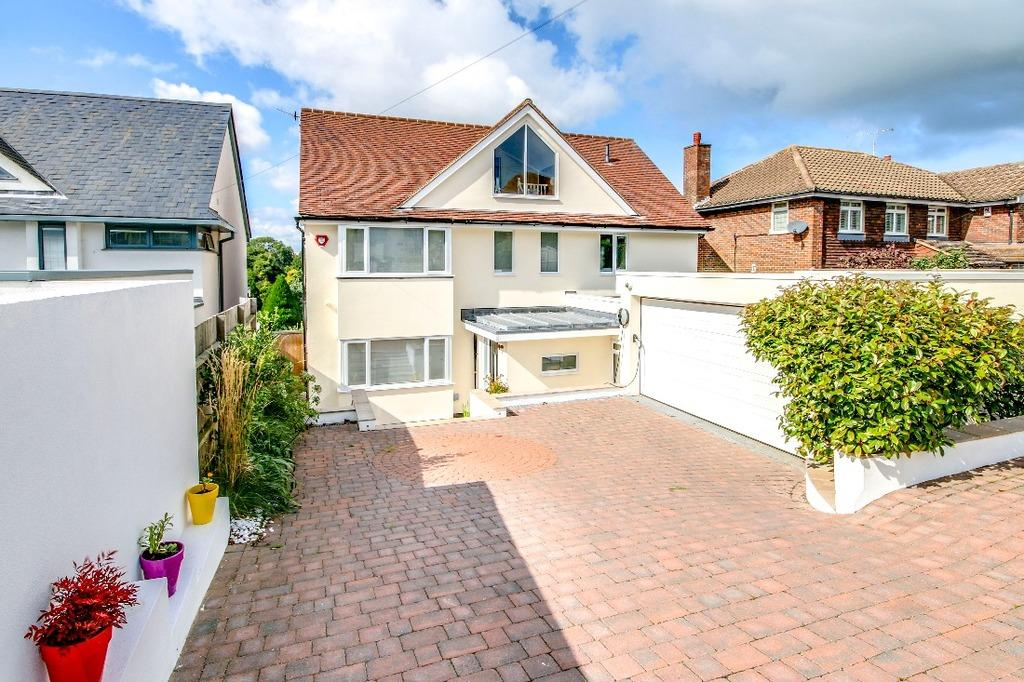 5 Bedrooms Detached House for sale in Hill Brow Hove East Sussex BN3
