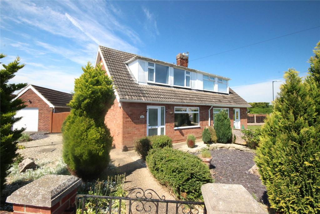 2 Bedrooms Semi Detached House for sale in Fallowfield Road, Scartho, DN33