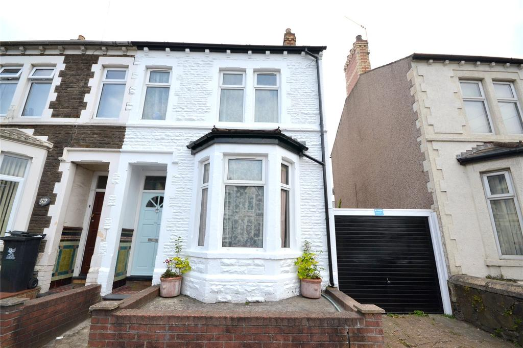 3 Bedrooms Terraced House for sale in Wilson Street, Splott, Cardiff, CF24