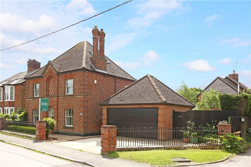 5 Bedrooms Detached House for sale in Winslow Road, Wingrave, Aylesbury, Buckinghamshire