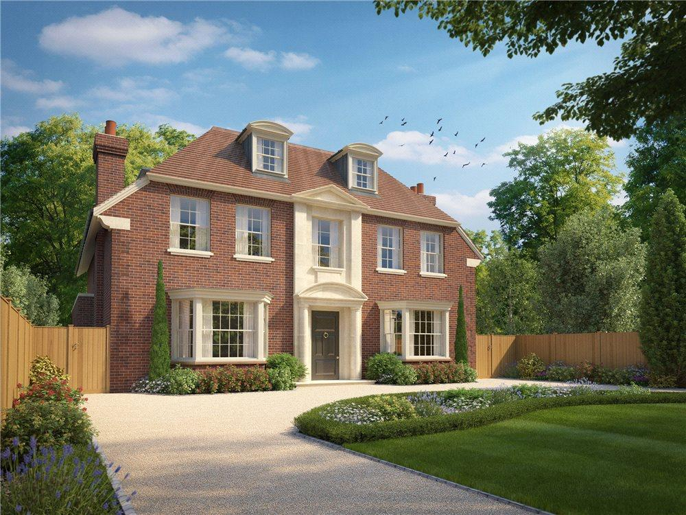 6 Bedrooms Plot Commercial for sale in Home Park Road, Wimbledon, London, SW19