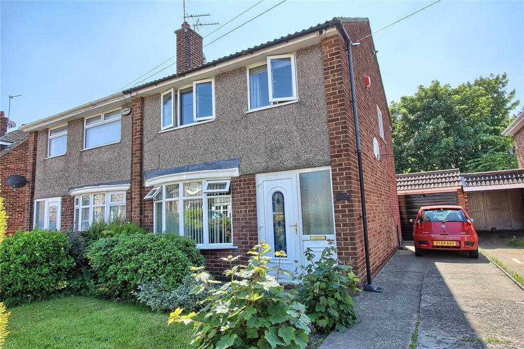 3 Bedrooms Semi Detached House for sale in Scott Road, Normanby