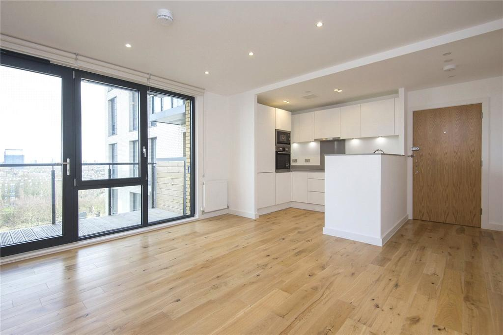 2 Bedrooms Flat for sale in Regalia Point, 30 Palmers Road, London, E2