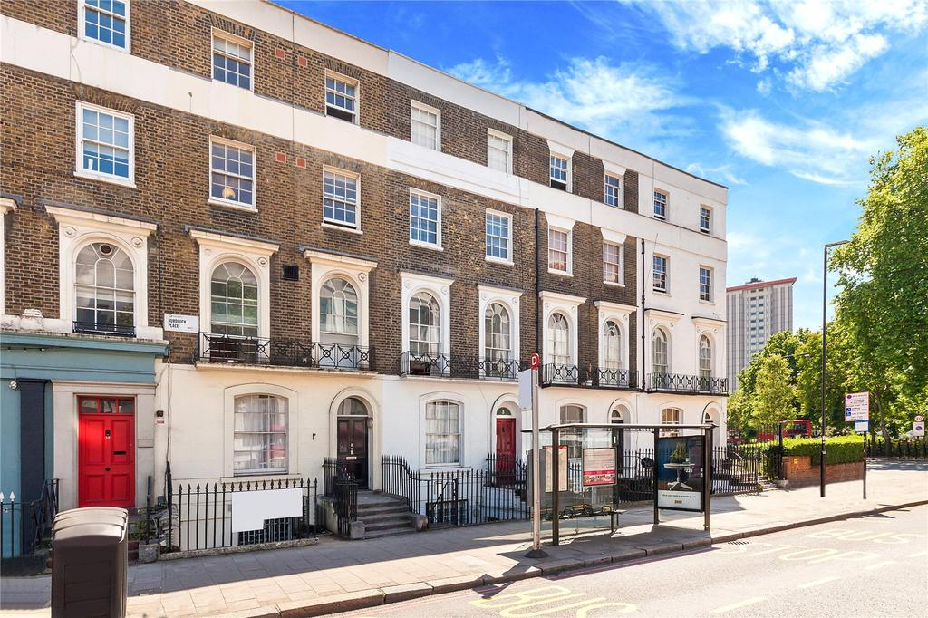 1 Bedroom Flat for sale in Hurdwick Place, Mornington Crescent, London