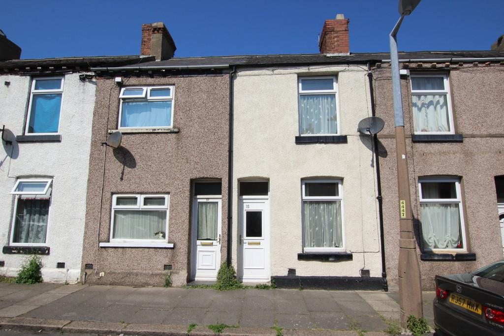 2 Bedrooms Terraced House for sale in Stewart Street, Barrow-In-Furness