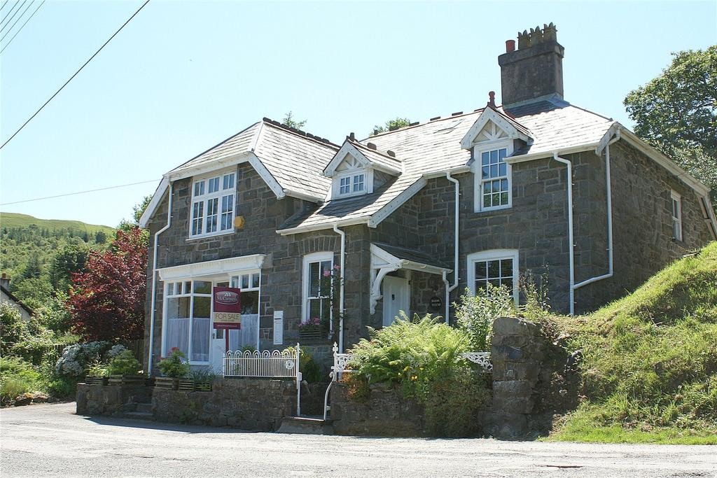 4 Bedrooms Detached House for sale in Lake Vyrnwy, Llanwddyn, Powys