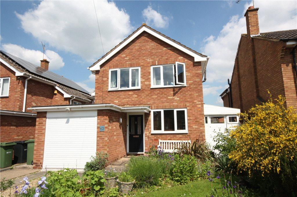 3 Bedrooms Detached House for sale in Hallow Road, Worcester, Worcestershire, WR2