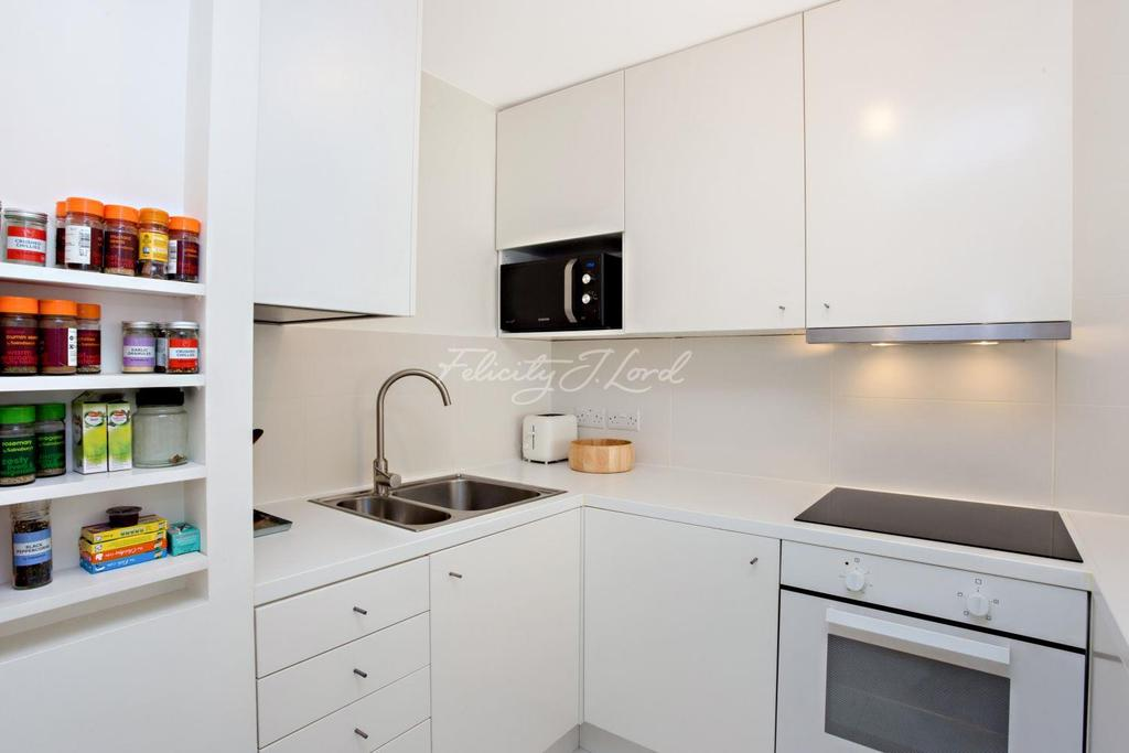 1 Bedroom Flat for sale in Elia Street, Islington, N1