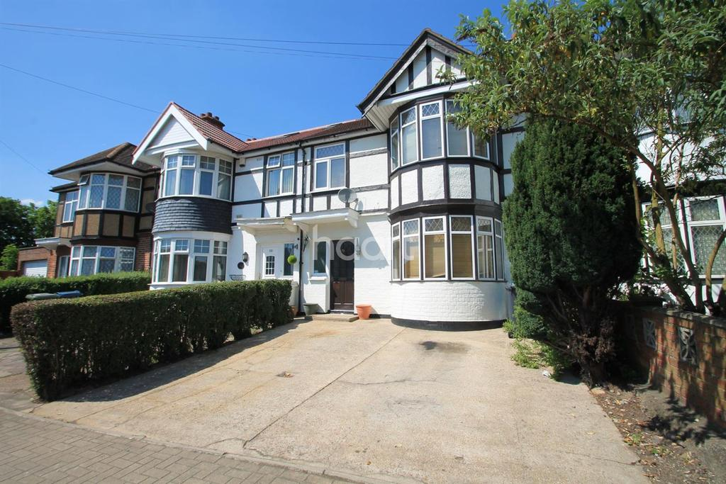 4 Bedrooms Terraced House for sale in Christchurch Avenue, Harrow, HA3