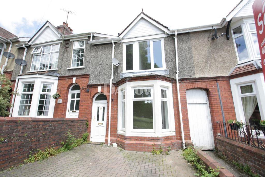 3 Bedrooms Terraced House for sale in Tortworth, Old Lane, Abersychan, Pontypool