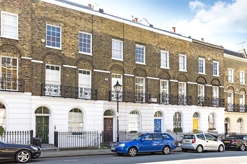 1 Bedroom Maisonette Flat for sale in Great Percy Street, London, WC1X