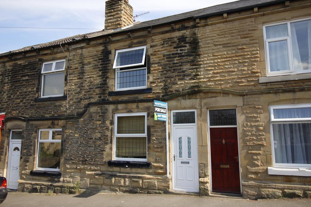 2 Bedrooms Terraced House for sale in Bell Lane, Ackworth