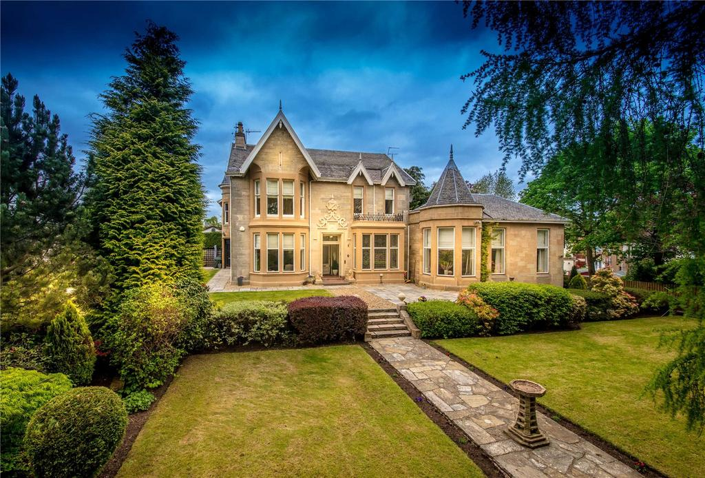 5 Bedrooms House for sale in The Grange, Grange Road, Bearsden, Glasgow