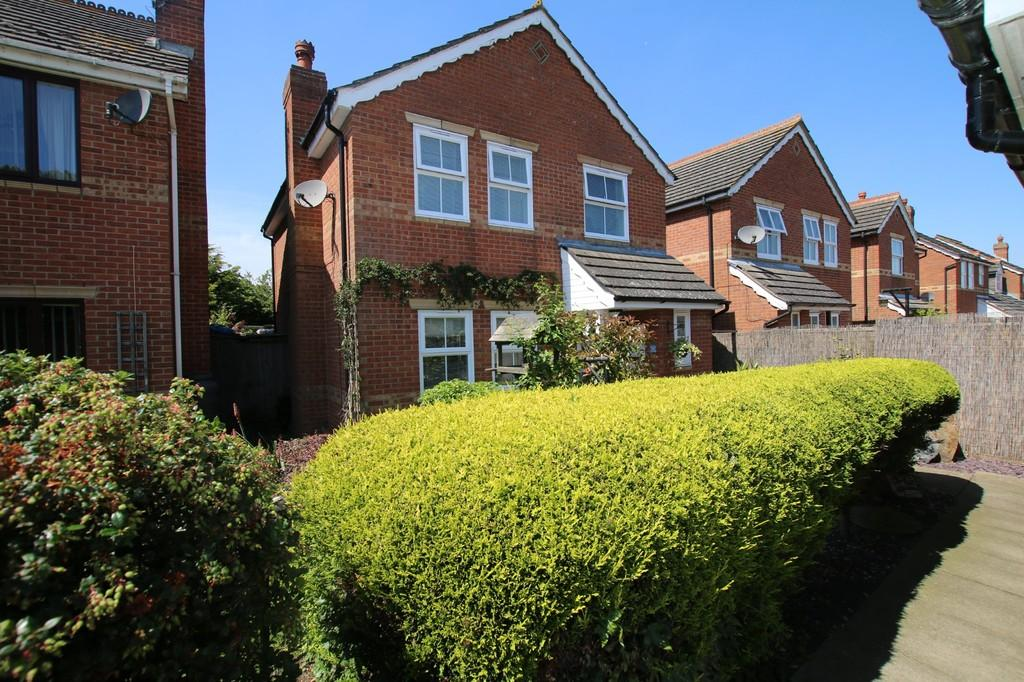 4 Bedrooms Detached House for sale in Gipson Close, Chatteris