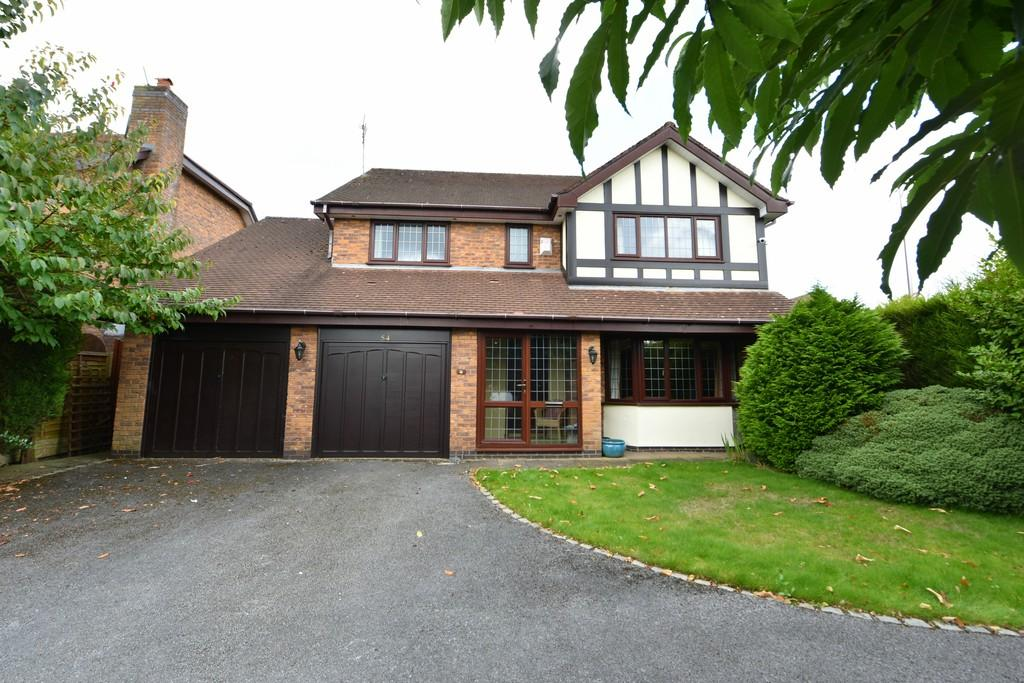 4 Bedrooms Detached House for sale in Swanpool Lane, Aughton