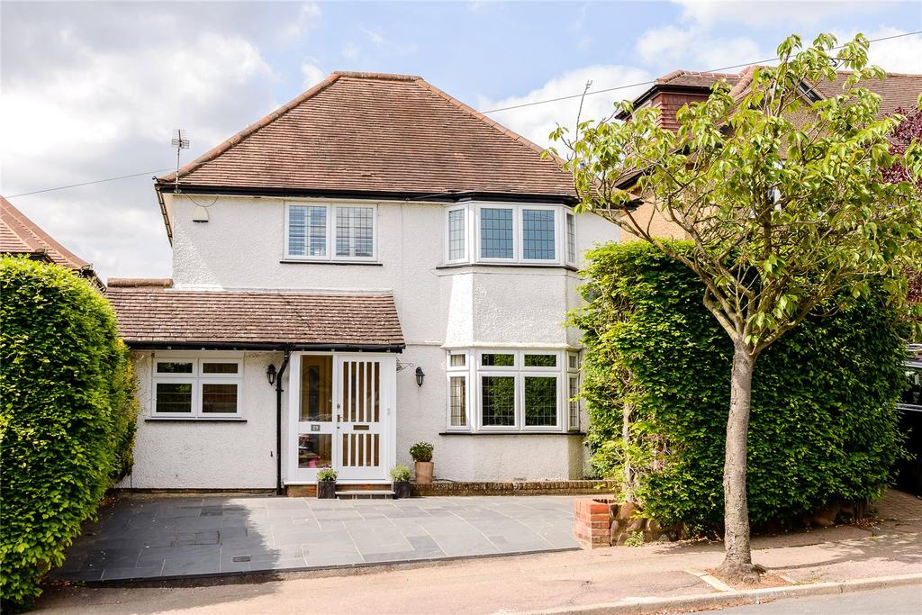 5 Bedrooms Detached House for sale in Bloomfield Road, Harpenden, Hertfordshire