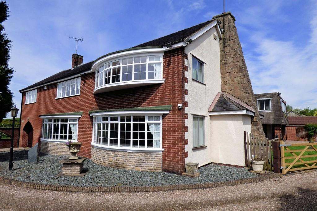 4 Bedrooms Detached House for sale in Church Broughton Road, Foston