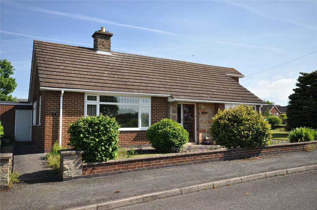 3 Bedrooms Detached Bungalow for sale in Appleton Drive, Wymeswold, Loughborough