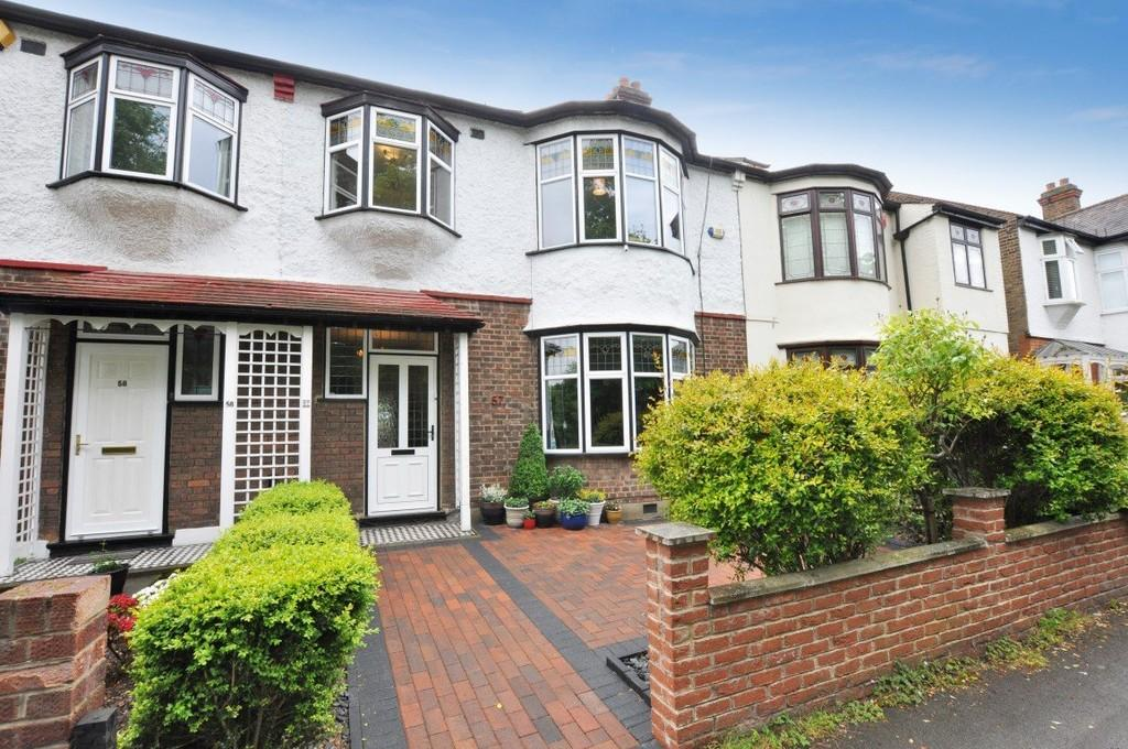 4 Bedrooms Terraced House for sale in Northumberland Avenue, Aldersbrook