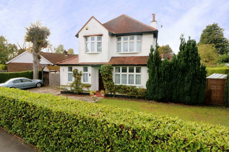 4 Bedrooms Detached House for sale in Hillcrest Road, West Purley