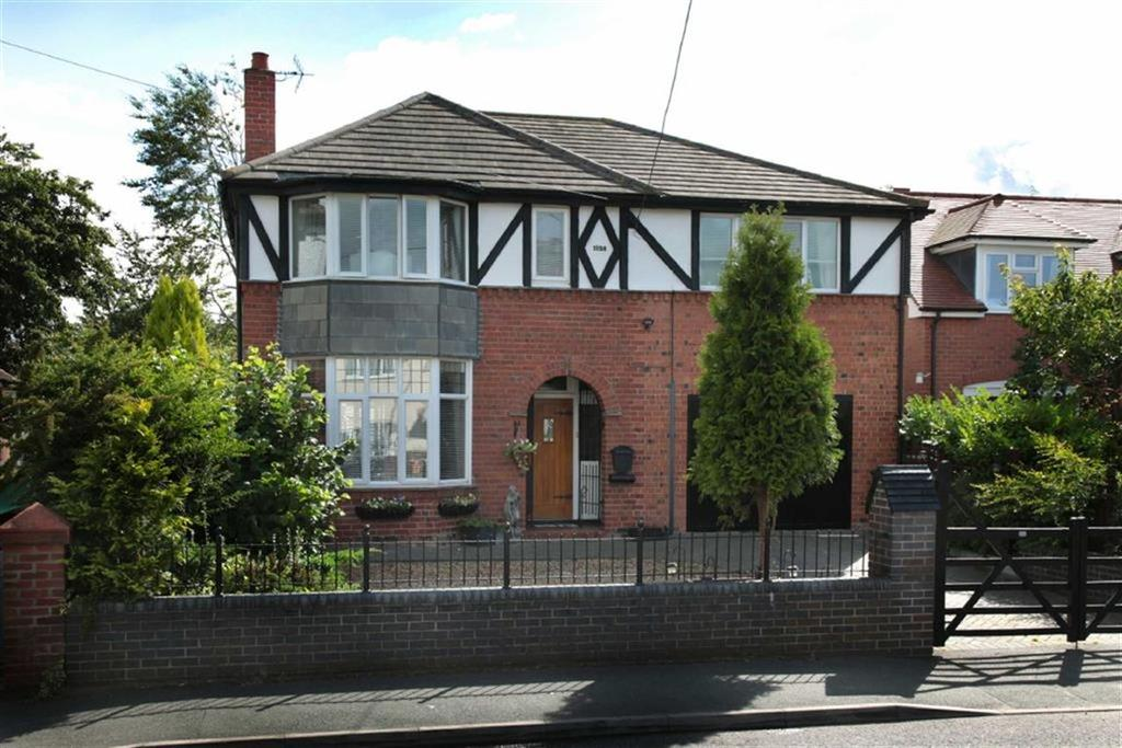 4 Bedrooms Detached House for sale in Church Lane, Crewe, Cheshire