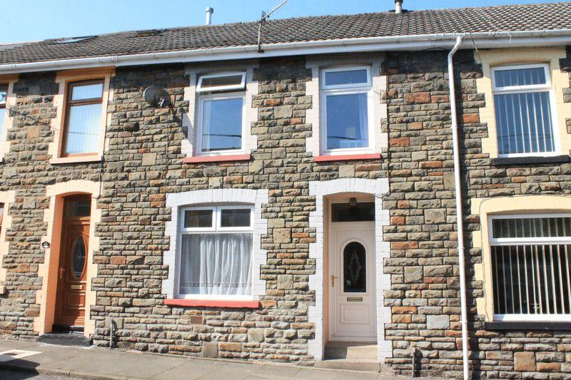 3 Bedrooms Terraced House for sale in Wyndham Street, Porth CF39 8RT