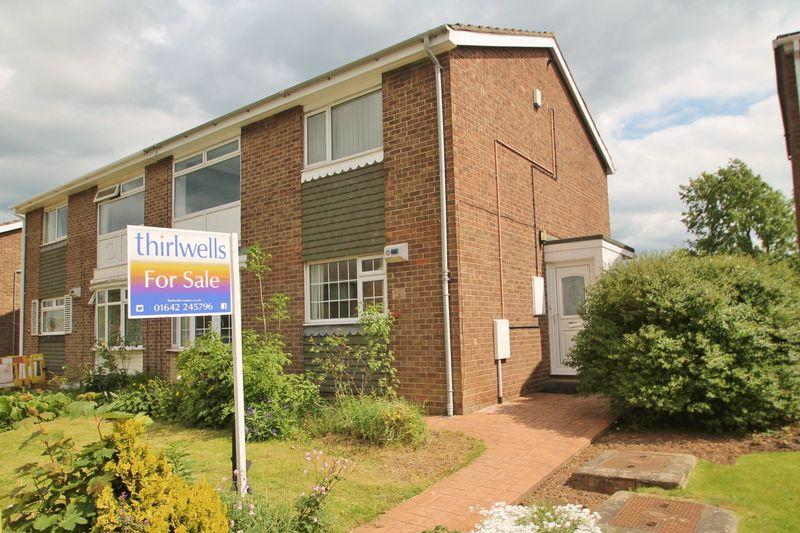 2 Bedrooms Apartment Flat for sale in Planetree Court, Marton