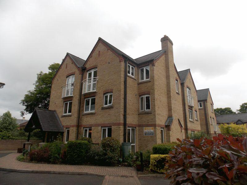 1 Bedroom Retirement Property for sale in Risbygate Street, Bury St Edmunds