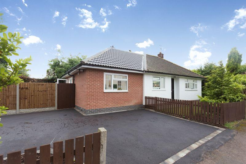 3 Bedrooms Detached Bungalow for sale in SUTTON AVENUE, CHELLASTON