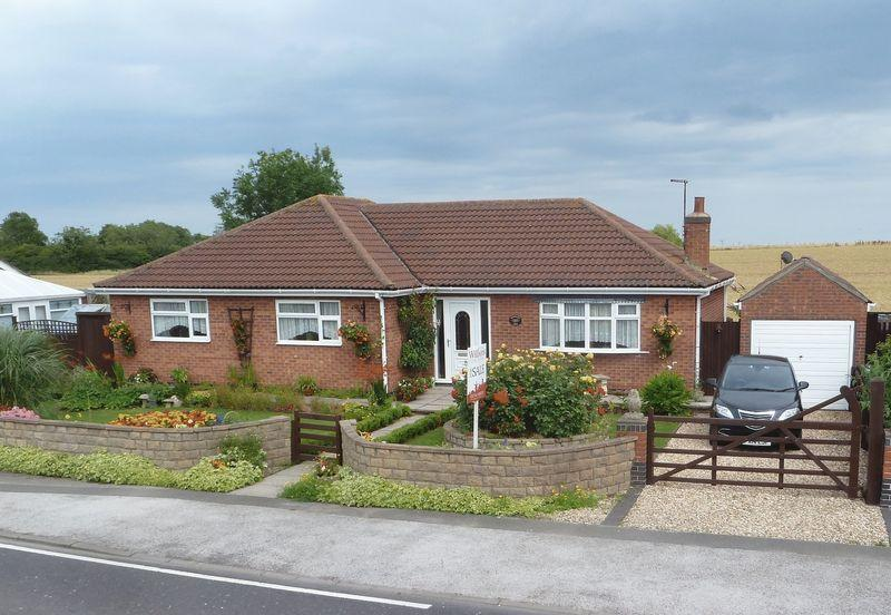 3 Bedrooms Detached Bungalow for sale in Hogsthorpe Road, Mumby