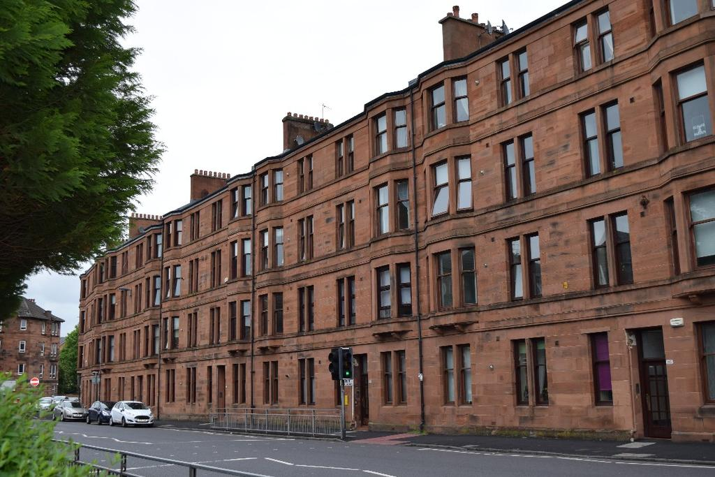 1 Bedroom Flat for sale in Holmlea Road, Flat 3/1, Cathcart, Glasgow, G44 4AG
