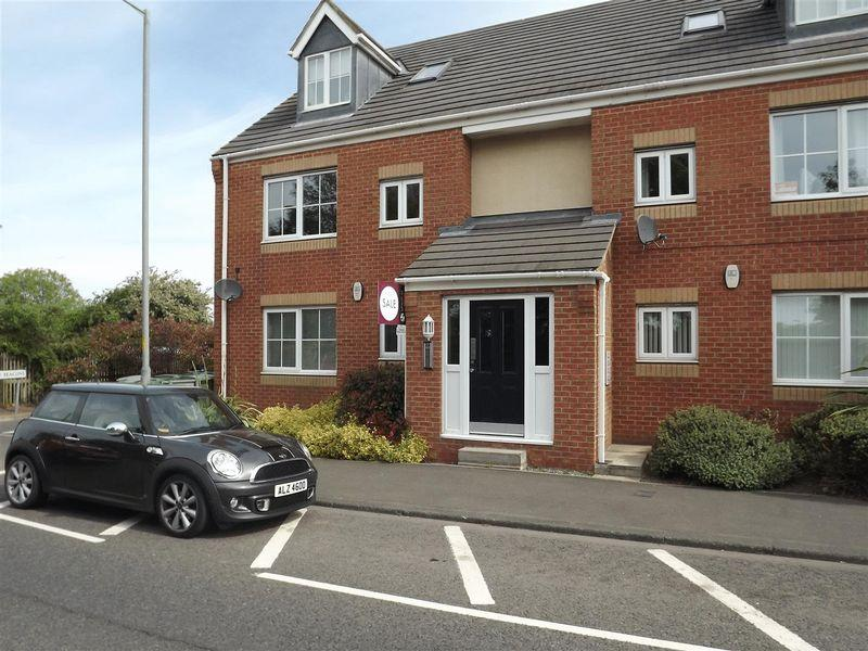 2 Bedrooms Apartment Flat for sale in The Beacons, Seaton Delaval, Whitley Bay