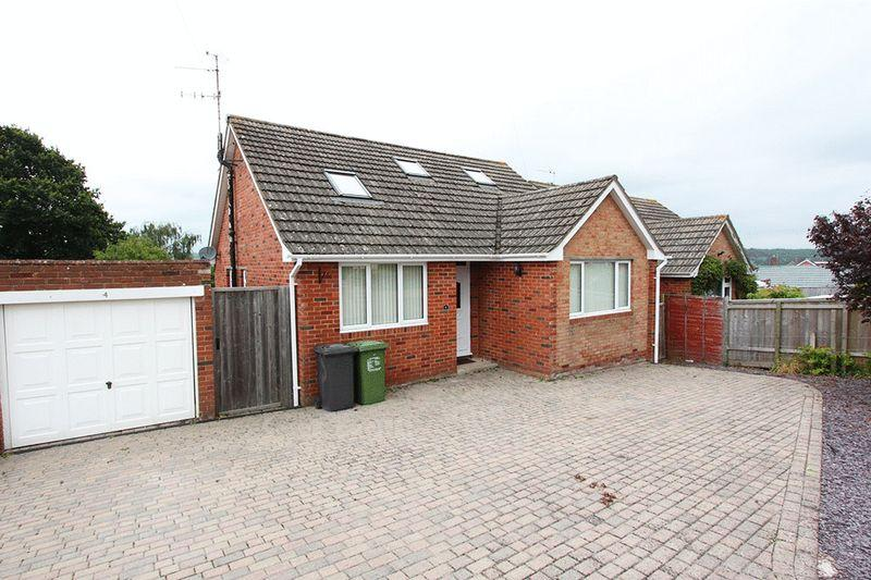 4 Bedrooms Detached House for sale in Allington Mead, Exeter